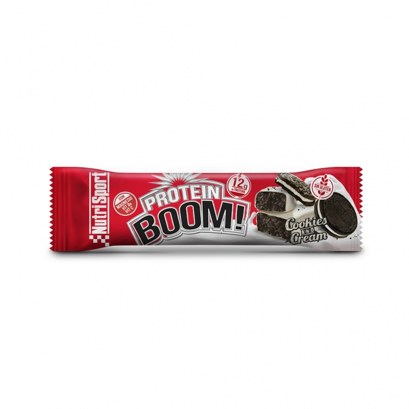 ProteinBOOM Cookies-Cream (24x)