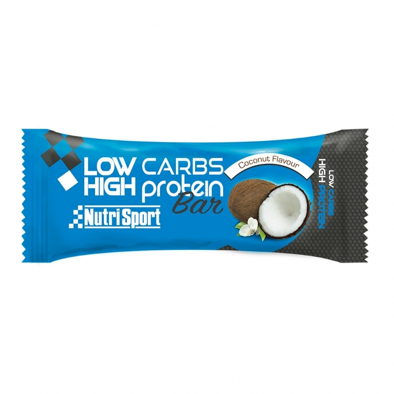 Barra Low Carbs High Protein Coco Nut